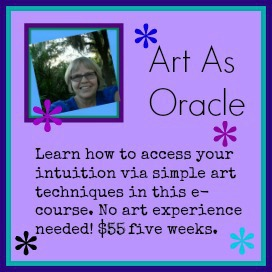 art as oracle