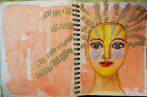 art as self-care